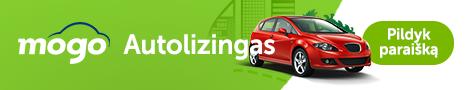 Paskola automobiliui - autolizingas (1) 1